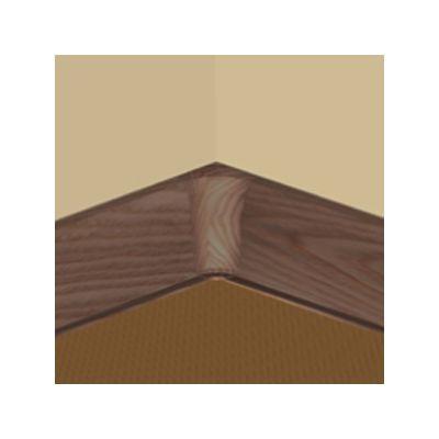 Set 4 buc. piese Prolux imbinare colt interior culoare mahon pentru plinta parchet PBC505 - PBY505. 41-S4