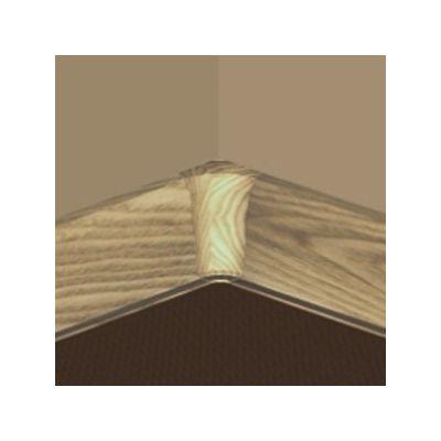 Set 4 buc. piese Prolux imbinare colt interior culoare stejar deschis pentru plinta parchet PBC505 - PBY505. 66-S4