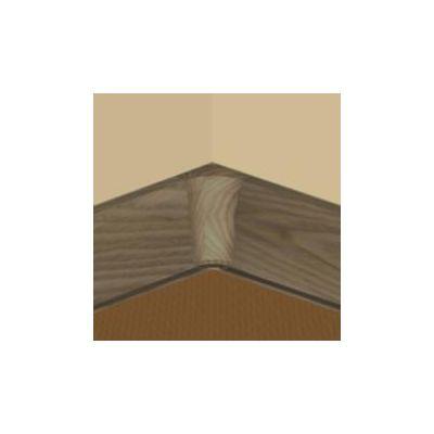 Set 4 buc. piese Lineco imbinare colt interior culoare stejar vechi pentru plinta parchet PBC605 - PBY605. 159-S4