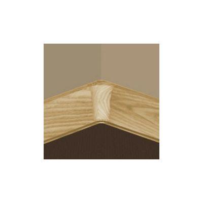 Set 4 buc. piese Lineco imbinare colt interior culoare stejar auriu pentru plinta parchet PBC605 - PBY605. 169-S4