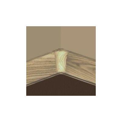 Set 4 buc. piese Lineco imbinare colt interior culoare stejar pentru plinta parchet PBC605 - PBY605. 40-S4