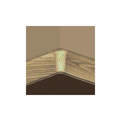 Set 4 buc. piese Lineco imbinare colt interior culoare stejar deschis pentru plinta parchet PBC605 - PBY605. 66-S4