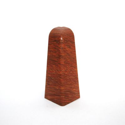 Set 2 buc. colt exterior pentru plinta MDF culoare maroniu roscat universal