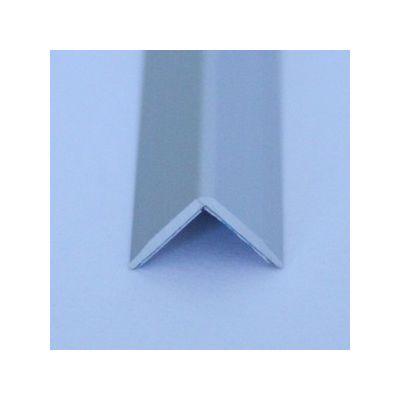 Cornier cu laturi tesite din aluminiu eloxat satinat - EAA100