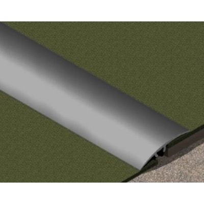 Trecere Xline XL cu suruburi ascunse din aluminiu eloxat - PLA519