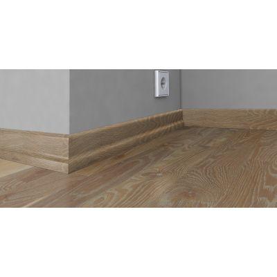 Plinta lemn 22x60x2400 mm Karelia Oak Stone