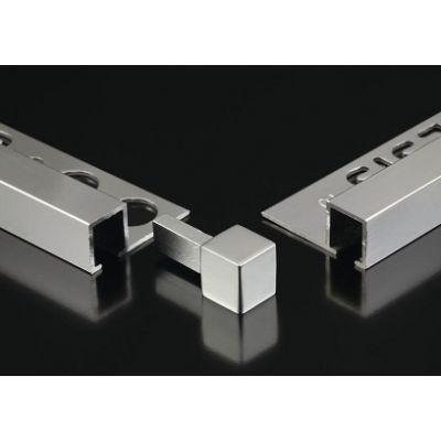 Set 2 bucati piese capat pentru trim patrat TDP100. 94 - EDP102