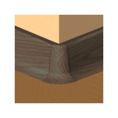 Set 4 buc. piese Lineco imbinare colt exterior culoare stejar olive pentru plinta parchet PBC605 - PBE605. 120-S4