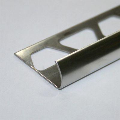 Colt exterior rotunjit inox lucios - PSQ100