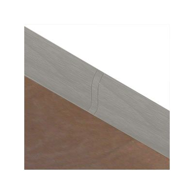 Set 4 buc. piese Lineco imbinare mijloc culoare stejar gri pentru plinta parchet PBC605 - PBL605. 307-S4